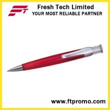 Pluma de bolígrafo promocional china del regalo con insignia