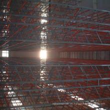 Serie RAL Sistema de almacenamiento de color de estante de acero para servicio pesado VNA