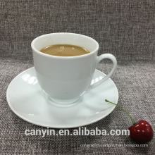 China supplier ceramic online shopping shopping best coffee cup and saucer sets