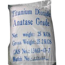 Dióxido de titânio 98,5% Mínimo