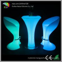 LED Glowing Bar Chair
