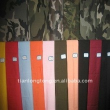 """T/C 65/35 45S*45S 96*72 63"""" Camouflage Fabric"""