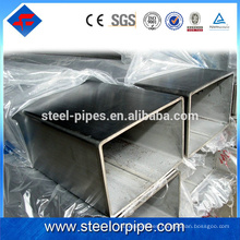 Importación de productos de China 90 mm de diámetro de tubo de acero inoxidable