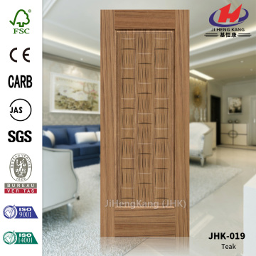 Teak Veneer Solid Wood Door Skin
