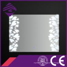 Jnh231 Saso Rectangle New Arrival Home Decoration Bathroom Mirror LED