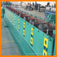 Two waves guard bar plate making roll forming machine /highway guardrail roll forming machine