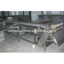 stainless steel ribbonfish cutting machine