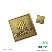 Plaque signalétique de gravure de photo / étiquettes de nom d'acier inoxydable