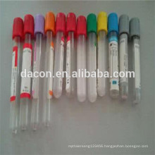 Vacuum Blood Collection Tube: