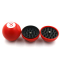 Plastic Grinder for Wholesale Buyer with Red Color (ES-GD-019)