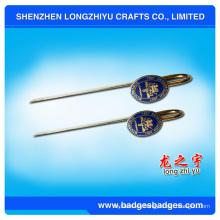 Marcador suave del metal del esmalte para el regalo