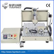 Máquina de roteador CNC durável de baixo custo