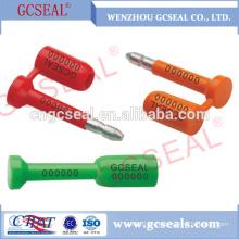 GC-B001 Várias cores disponíveis Selo de Parafuso de Contêiner
