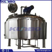tanque lauter para la fabricación de cerveza
