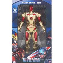La Guerra Civil Tyrants Locales Oro Iron Man Toy