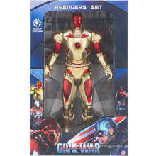 The Civil War Local Tyrants Gold Iron Man Toy