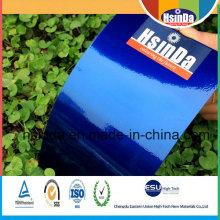 Novo Alto Brilho Candy Blue Transparent Powder Coating