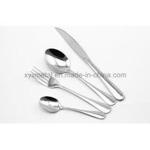 72PCS 18/0 en acier inoxydable miroir en vaisselle Set de coutellerie Coutellerie