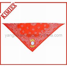 Triangle Fasion Custom Printing Promotion Bandana