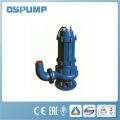 WQ / QW Pumpenablassflansch