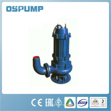 Bride de décharge de pompe de WQ / QW