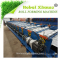 xn 828 galvanized glazed roof tile forming machine