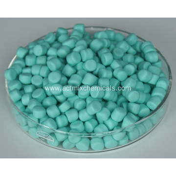 Stained Pre-dispersed Rubber Accelerator MBTS-75 DM-75