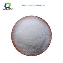 Glutamate monosodique de qualité fiable MSG 99% à 99.5% MSG
