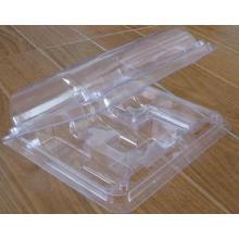 Paquetes de almeja de plástico
