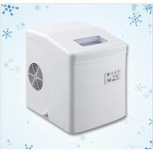 máquina portátil del fabricante de hielo de la bala para el precio de uso casero