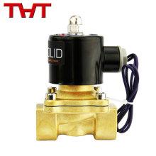 Válvula solenóide 24v dc de stanard de qualidade superior