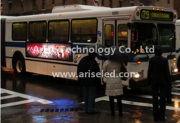 P5 full color Bus led display Bus LED banner signs/ Bus LED Display P5/P6/P7.62