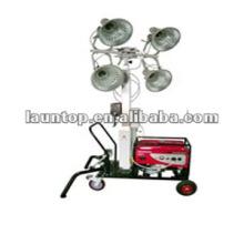 Torre de iluminação elétrica / torre de iluminação / torre de luz gerador