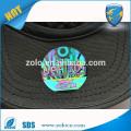 Impression de sécurité anti-vol timbre de sécurité holographique personnalisé, timbre de sécurité holographique sécurisé