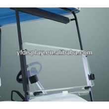 Clear foldable Acrylic Windshield For Golf Cart for YAMAHA Golf Car
