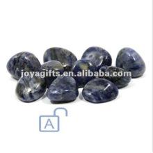 Pierre de galets de pierre gemme de Sodalite