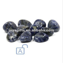 Sodalite Gemstone pebble stone