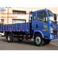 Camión ligero 4X2 Camión de carga de 8 toneladas