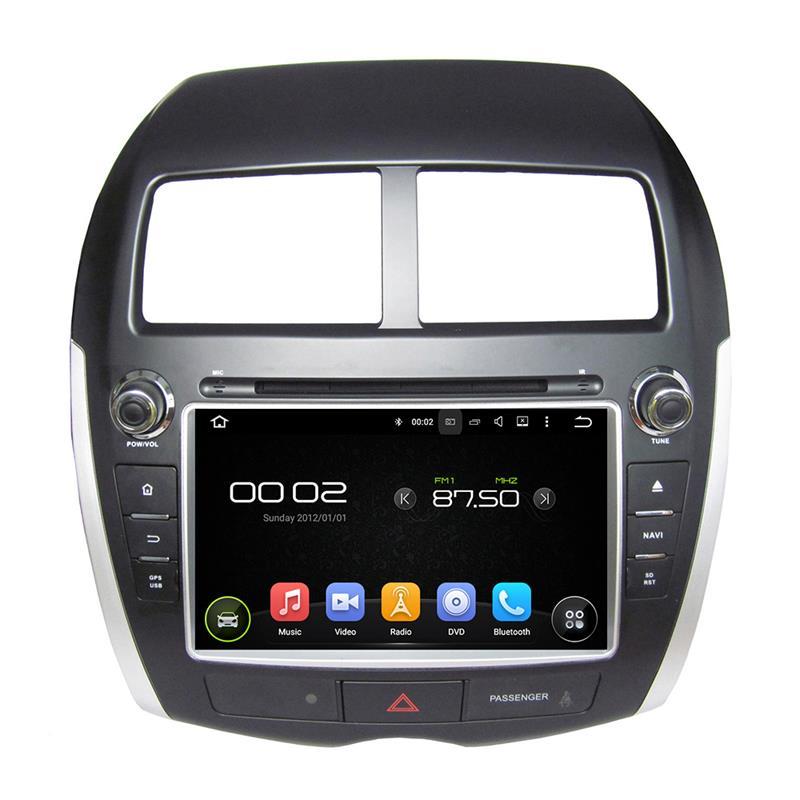 mitsubishi asx android 7.1 car multimedia