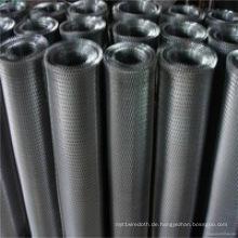 Kohlenstoffarm stahl schwere erweiterte metall mesh rollen