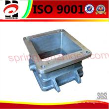 base de pilar de fundição em alumínio