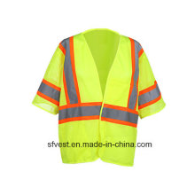 ANSI Standard High Visibility Mesh Vest Customized