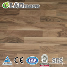 Unilin click 8mm thickness laminated flooring for commercial and residencial use