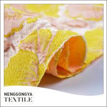 Chegada nova Diferentes tipos de tecido elegante jacquard tingido de fios