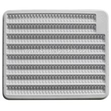 Plateau blanc pour animaux de compagnie pour outils électroniques (HL-030)
