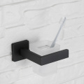 Wall Mounted Single Stainless Steel Brush Holder