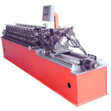 Máquina formadora de bandejas metálicas para cabos de alta velocidade e formato CU