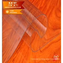 Confiable y barata de tela de pvc / Tableta de mesa para los certificados