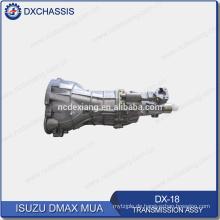 Original DMAX MUA Übertragung Assy DX-18