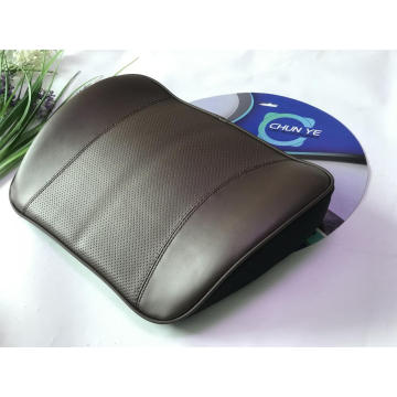 Genuine Leather Lumbar Support Cushion